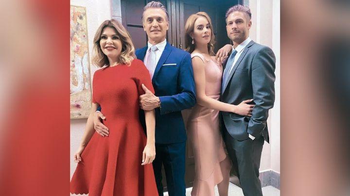 No solo Rodrigo Brand, Horacio Pancheri se enamoraría de actriz de 'La Mexicana y El Güero'