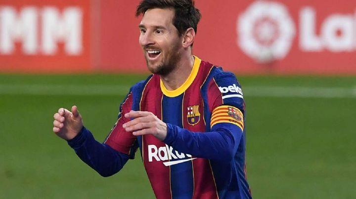 ¿Lionel Messi se va de la Liga Española? Aseguran que toma clases de francés