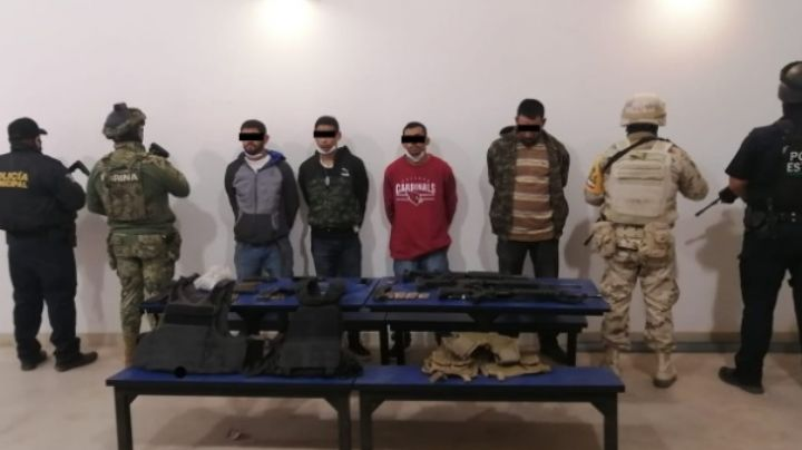 Detienen a hombres armados en el Valle del Yaqui; habrían secuestrado a empresario cajemense