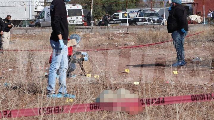 Violencia imparable: Asesinan a hombre y hieren a mujer frente a menor en Ciudad Obregón