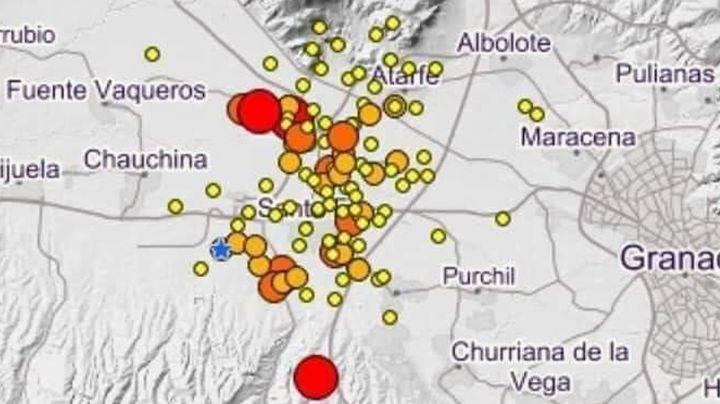 España: Granada es sacudida por 10 temblores; se espera replica de gran magnitud