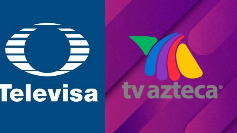 Tiembla Salinas Pliego: Televisa le da la bienvenida a 2 actores que prometen 'hundir' a TV Azteca