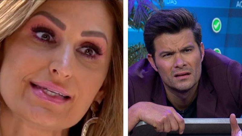 """Pleito en TV Azteca: Anette Cuburu estalla contra conductor de 'VLA': """"Brandon es un llorón"""""""