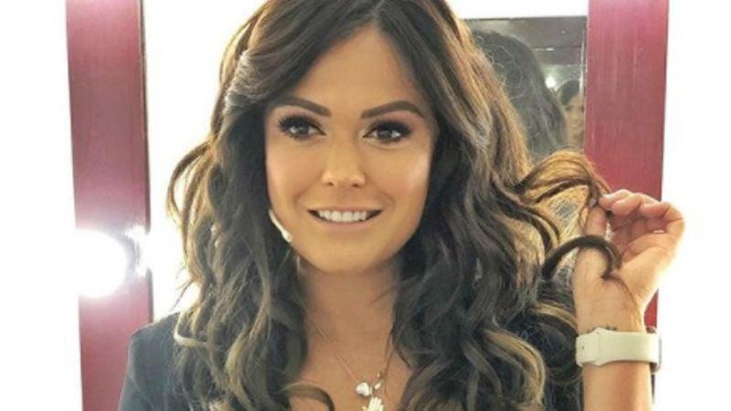 Mariana Echeverría cautiva a todo Televisa al lucir más guapa que nunca tras dar a luz