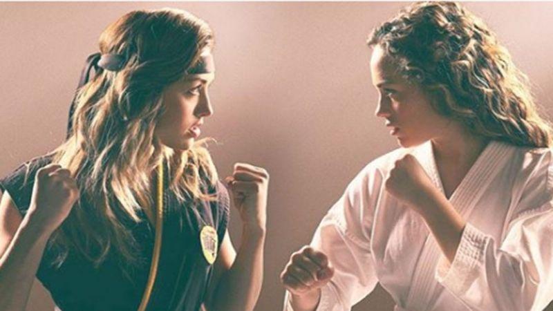 ¿Las mujeres pueden practicar Karate? Sí, 'Cobra Kai' va en contra de los estereotipos