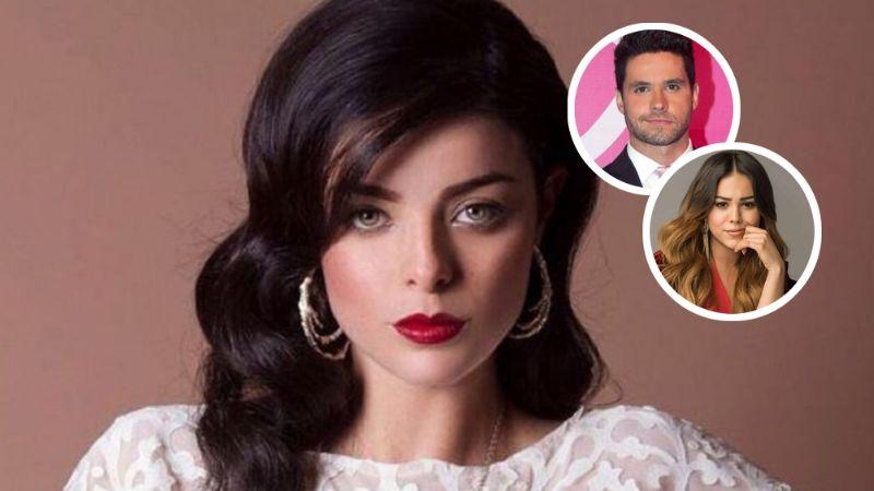 Violeta Isfel cuenta cómo pudo ser la relación entre Eleazar Gómez y Danna Paola