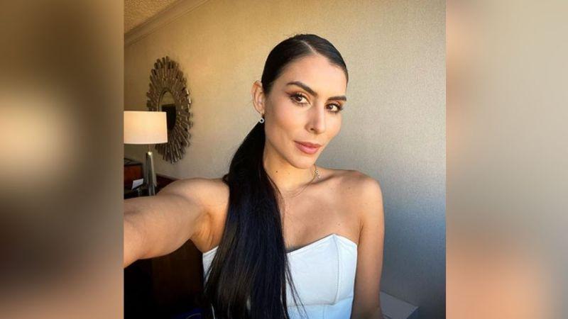 María León derrite a usuarios de Instagram al presumir su tremenda elasticidad