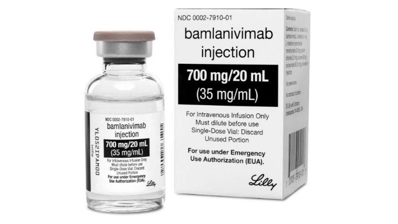 Medicamentos con anticuerpos podrían reducir el riesgo de hospitalización por el Covid-19