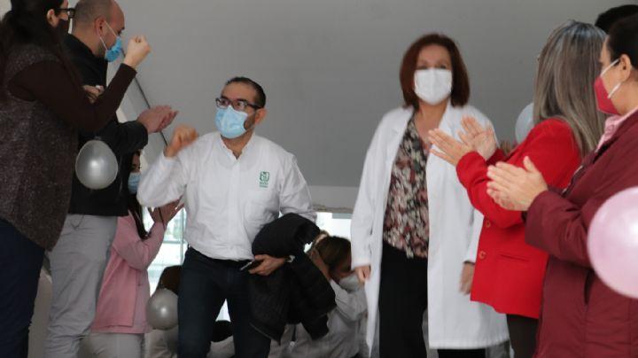 Emotivo momento: Médicos regresan a Cajeme después de ayudar contra el Covid-19 en la CDMX