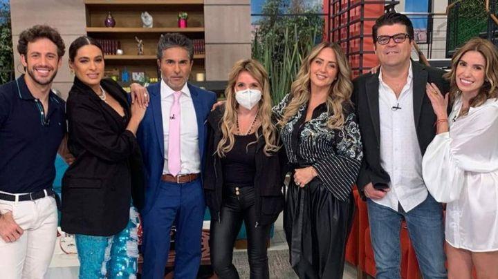Tras pleito con productora de 'Hoy' y Galilea Montijo, 'El Burro' regresará al programa