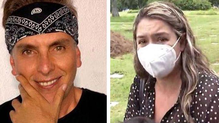 Desgarrador: Ex de Xavier Ortiz revela en 'Hoy' la verdadera razón por la que se quitó la vida