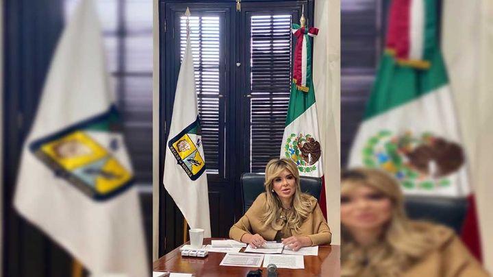 """Claudia Pavlovich, nueva presidenta de la Conago: """"Agradezco la confianza"""""""