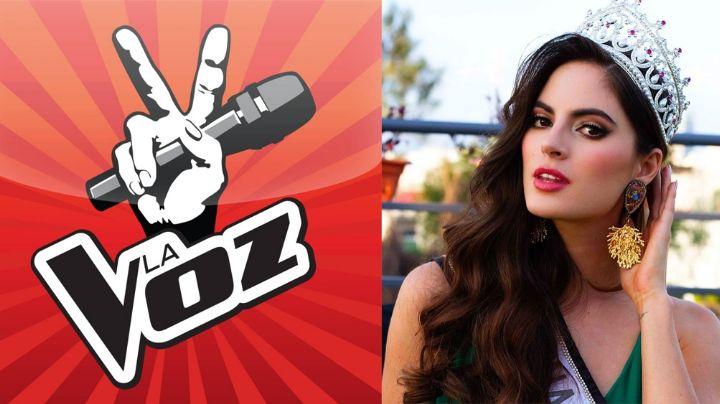 TV Azteca traería de regreso Sofía Aragón como la conductora de 'La Voz México'