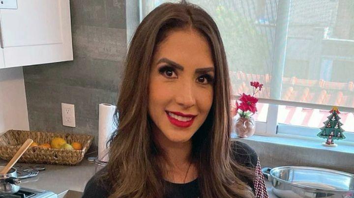 Cynthia Urías, actriz de Televisa, se luce más radiante que nunca desde la playa
