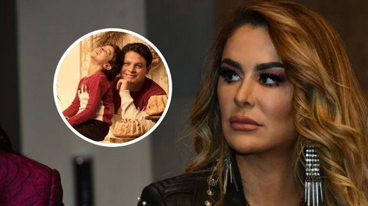 Golpe a Ninel Conde: Giovanni Medina exhibe a su hijo Emmanuel en vivo en 'VLA'