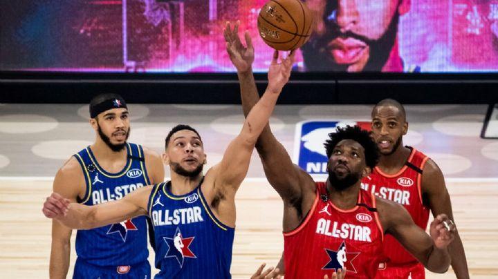 La NBA busca salvar el All-Star del Covid-19; las votaciones arrancan este jueves