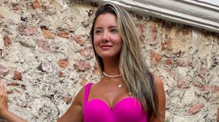 Daniella Álvarez, exMiss Colombia, dedica mensaje a su pierna a 7 meses de perderla