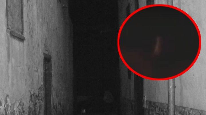 VIDEO: ¡Escalofriante aparición! Fuertes imágenes de 'La Llorona' se hacen virales en redes