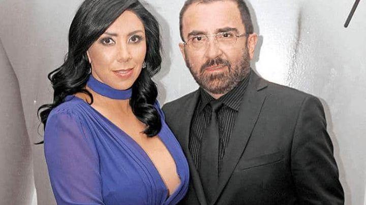 ¿Difundió video por venganza? Ex de Vicente Fernández Jr. explota contra Chapoy y le responde