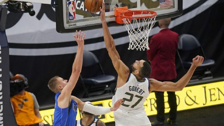El Jazz no deja de 'sonar'; vence a los Mavericks e hilvana su décima victoria