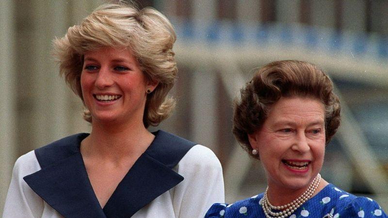 ¿Reina Isabel II? Se habría pagado gran suma por comprometedoras fotos de Lady Di y eliminarlas