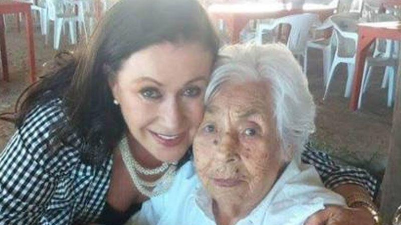 Tras denuncia de Laura Zapata, suspenden asilo donde su abuela fue maltratada