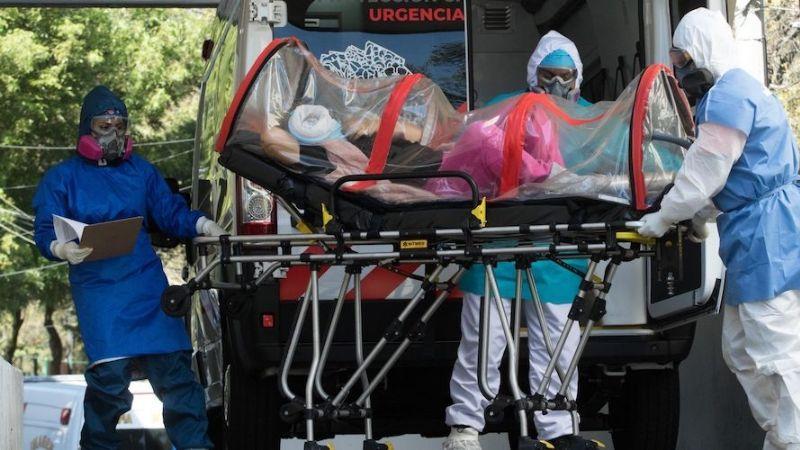 ¡Salen más muertos! Inegi reporta 45% más decesos por Covid-19 que la Secretaría de Salud