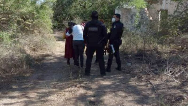 Atacan a balazos a colectivo de mujeres buscadoras durante una excavación en Sinaloa