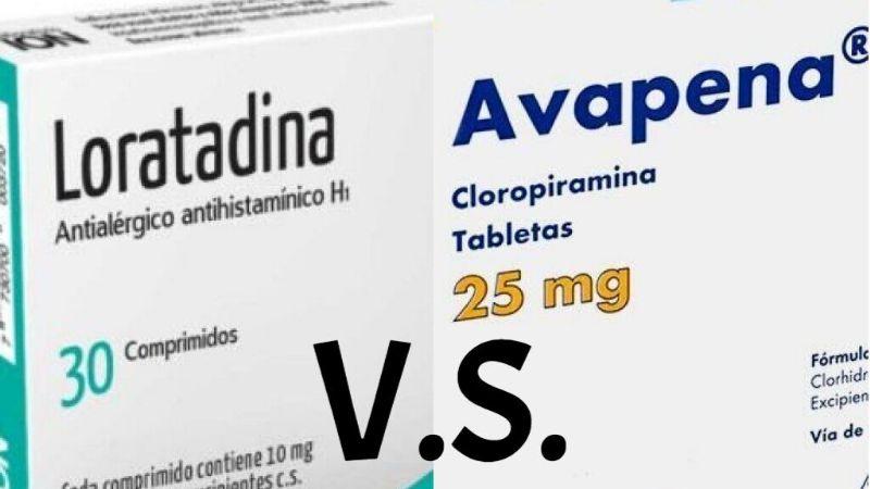 Avapena vs Loratadina: Descubre cuál es el mejor antihistamínico para combatir las alergias