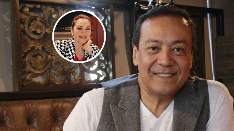 Carlos Cuevas cuenta como ha sido la relación con su hermana tras su fuerte pleito legal