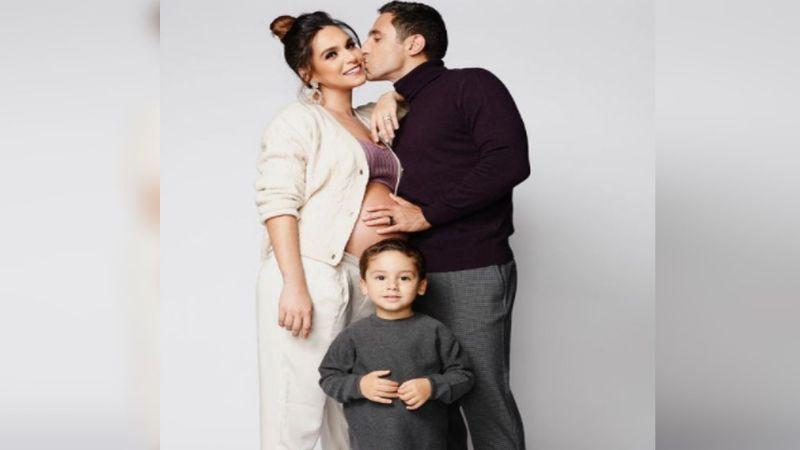 ¡Fábrica cerrada! Tania Rincón confiesa que tras tener a Amelia su esposo debe operarse