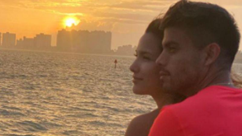 Conductora de televisión dedica desgarrador mensaje a su novio tras haber sido asesinado