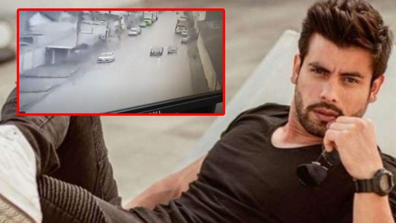 VIDEO: Circulan las primeras imágenes del asesinato del famoso actor Efraín Ruales