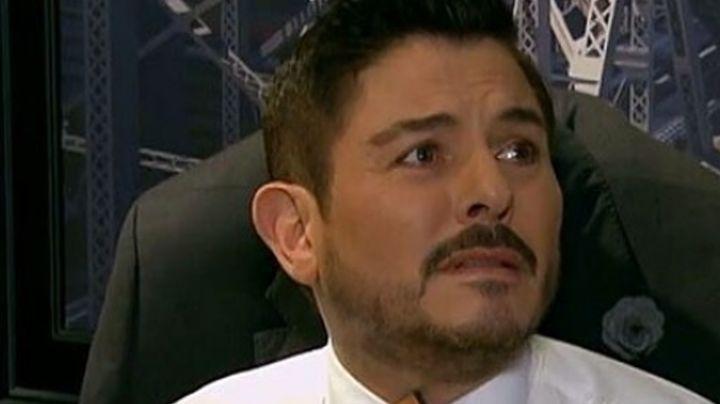 Sin trabajo en Televisa y TV Azteca, Ernesto Laguardia da trágica noticia en Instagram
