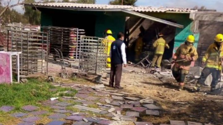 ¡Trágica muerte! Explosión de polvorín deja a mujer sin vida; autoridades indagan las causas