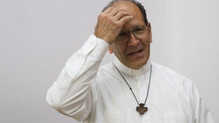 Padre Solalinde visita a AMLO en Palacio Nacional y ocultan motivos de la reunión