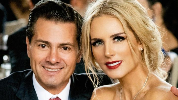 Esta fue la felicitación de Tania Ruíz al hijo de Enrique Peña Nieto por su cumpleaños