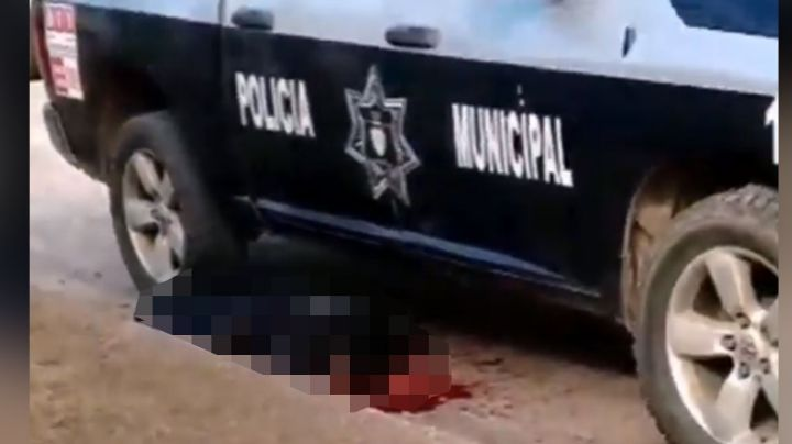 Masacre en Chihuahua: Cuatro policías municipales son asesinados a balazos por desconocidos