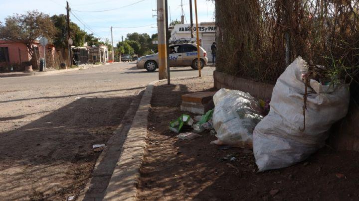 """""""Estamos en el olvido"""": Vecinos de la colonia 410 en Ciudad Obregón claman por seguridad"""