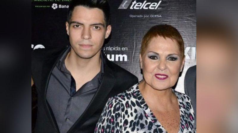 Tras brutal golpiza, Lupita D'Alessio habla de la preocupante situación de su hijo