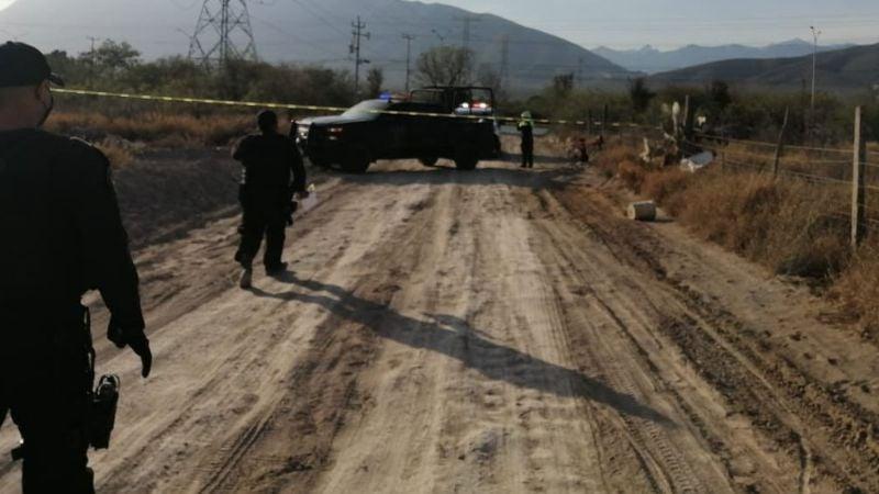 Gatillero acribilla y mata a un hombre de un solo disparo en Nuevo León