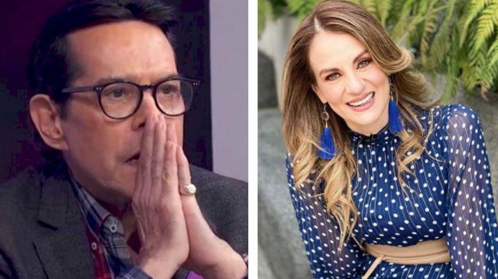 """""""Soberbio e ignorante"""": Desde 'VLA', Flor Rubio destroza a Pepillo Origel"""