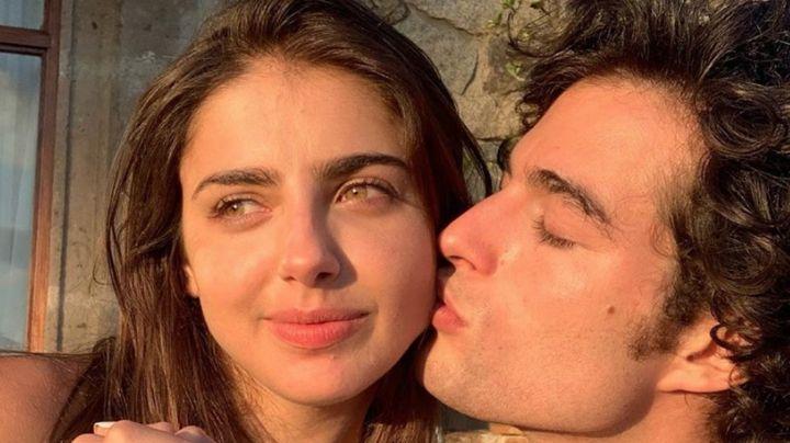 ¡No hay pleito! Michelle Renaud y Danilo aparecen juntos en 'Hoy' tras terminar su noviazgo