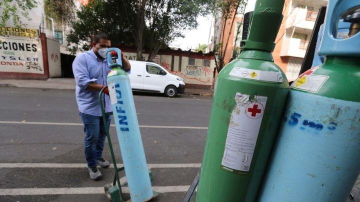 ¡Alerta! Pareja muere en Coahuila por tanque de oxígeno que compraron por Facebook
