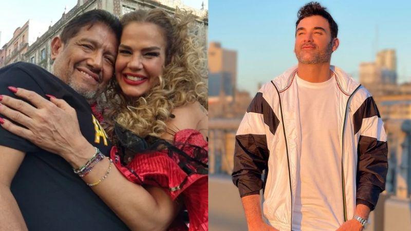 Para conseguir trabajo en Televisa, reconocido actor afirma que tuvo que salir con ex de Niurka