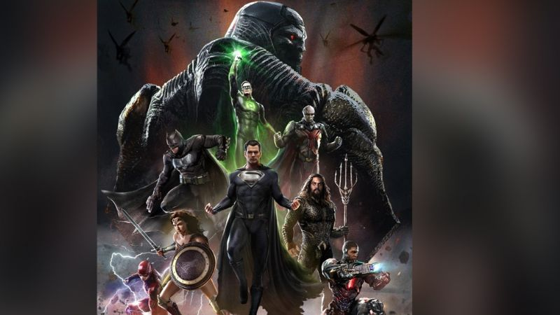 'Justice League' de Zack Snyder se vuelve tendencia en redes; se revelan escenas inéditas
