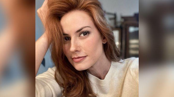 Altair Jarabo, actriz de Televisa, revela que su abuelita murió durante la pandemia