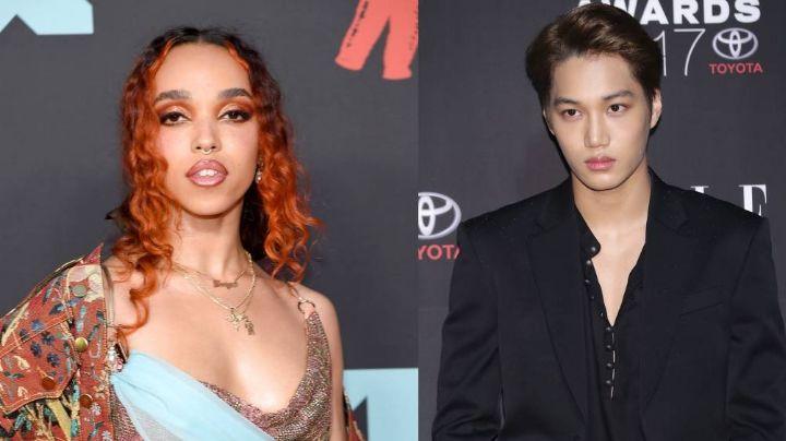 Kai del grupo de K-Pop EXO y FKA Twigs podrían unirse para hacer una colaboración