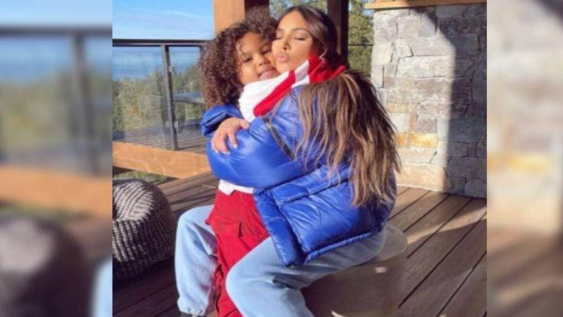 Kim Kardashian habla sobre la 'terrible' travesura que hizo su hijo Saint West