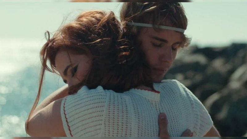 Justin Bieber se presume como boxeador y deja a su esposa de lado para su video 'Anyone'